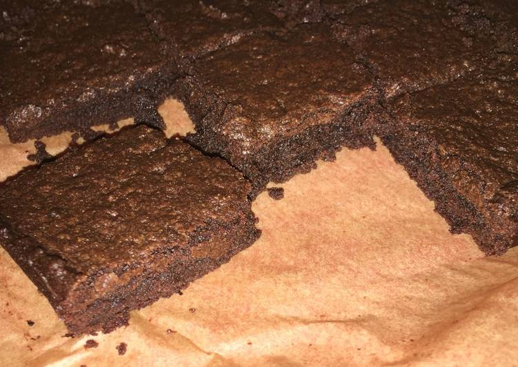 Recipe of Quick Fudge Brownies