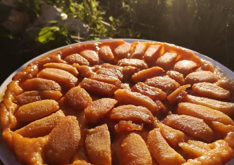 Comment faire Préparer Délicieux Tarte tatin pommes