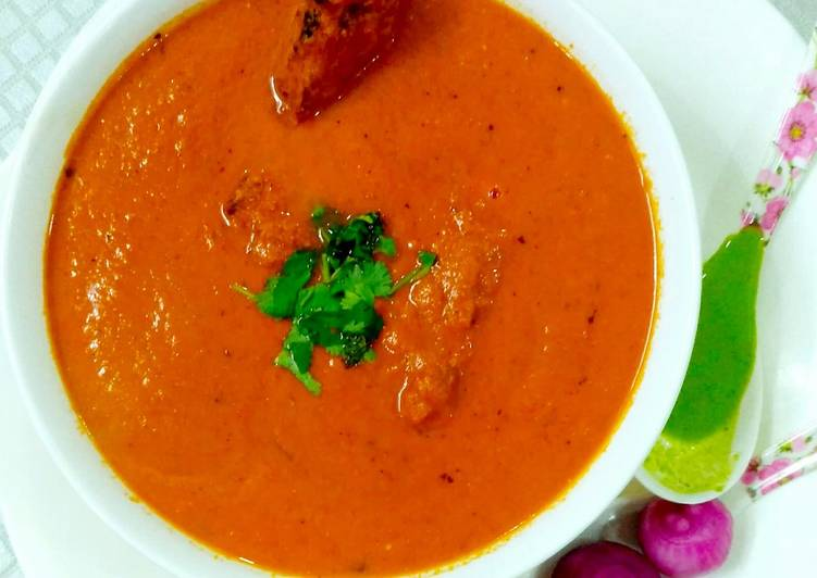 How to Make Homemade Butter Chicken