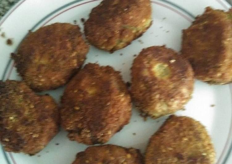 Falafel (receta original)