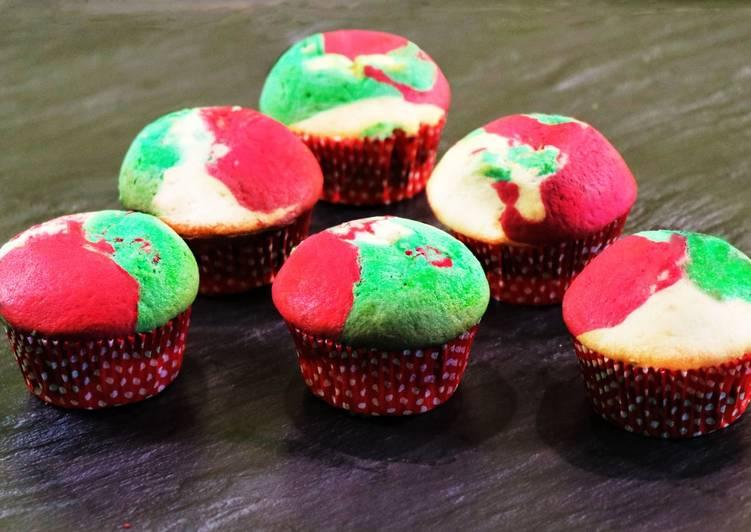 Easiest Way to Prepare Tasty Naked Christmas Cupcakes