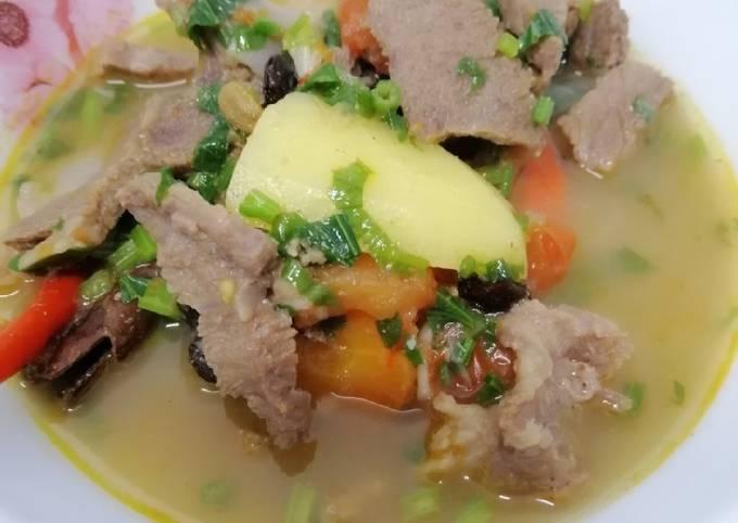 Sup Siam Daging
