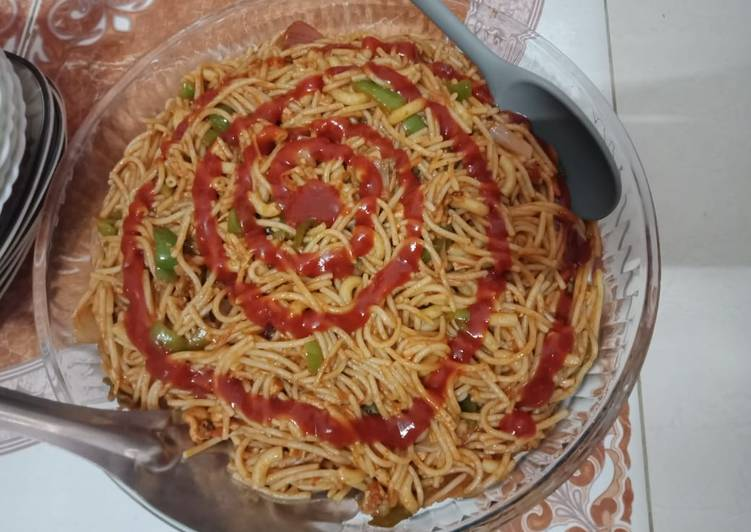 How to Make Quick Spaghetti