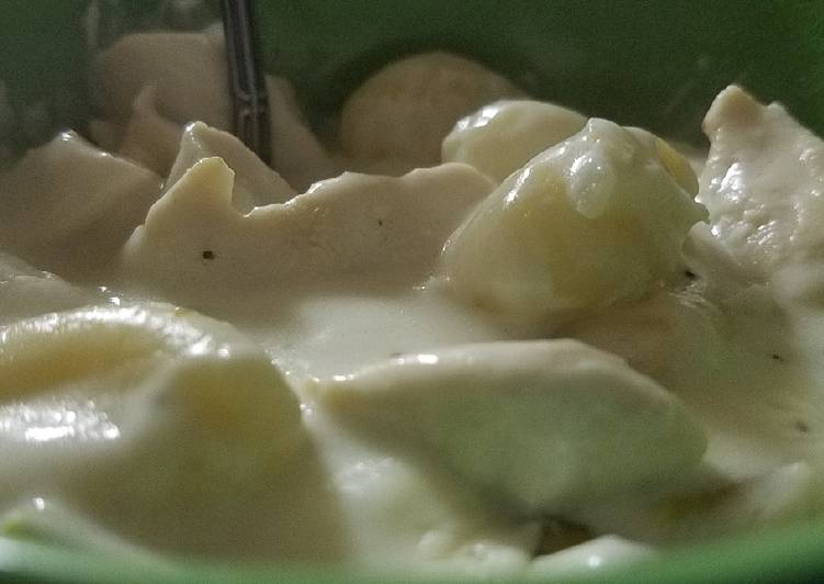 Step-by-Step Guide to Prepare Super Quick Homemade Chicken Gnocchi Soup