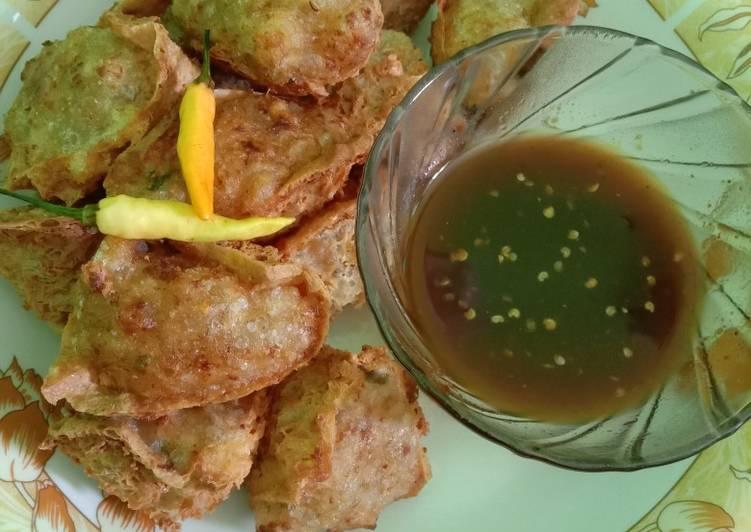 Tahu walik aci (recook resep mbak Dera Yusup)