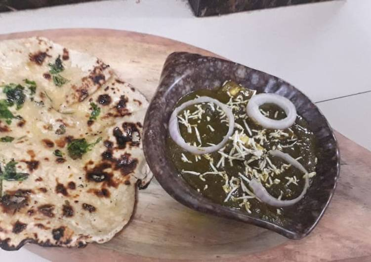 2 Things You Must Know About Palak paneer