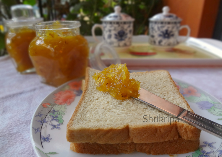 Home-style Pineapple Jam: