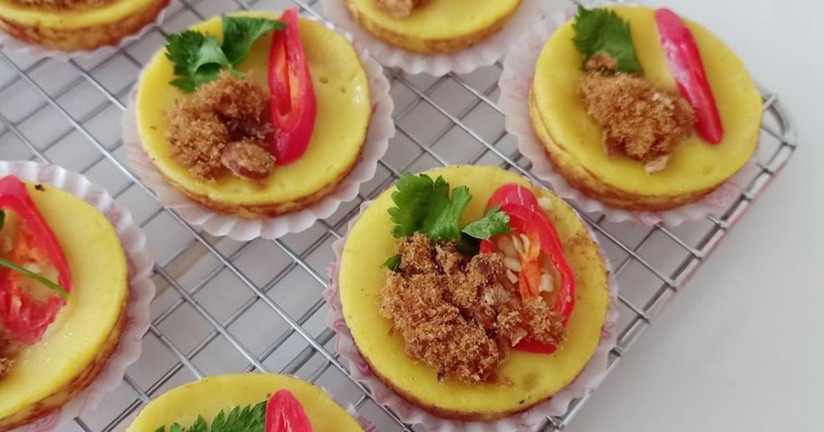 319 Resep Kue Basah Asin Enak Dan Sederhana Cookpad