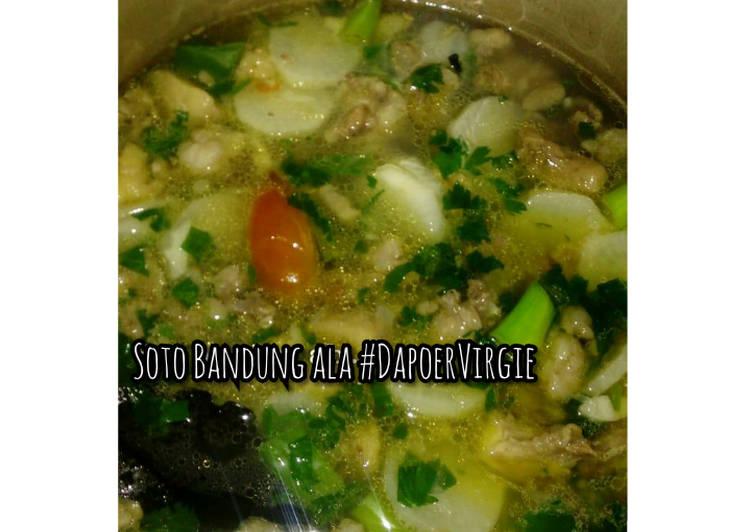 Soto Bandung ala #DapoerVirgie