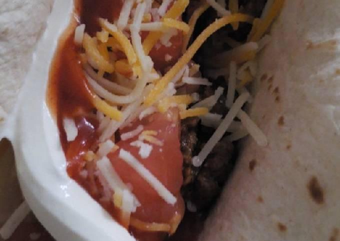 American Version Tacos
