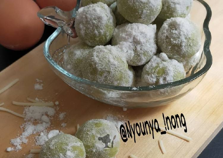 Matcha Snow Ball Premium