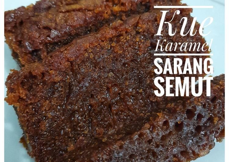 Kue Karamel Sarang Semut - cookandrecipe.com