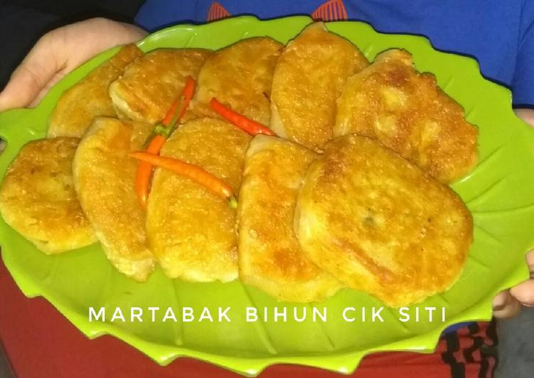 Martabak Bihun simple