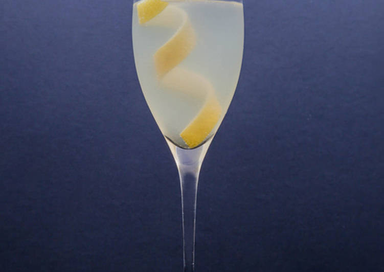 Vodka French 75
