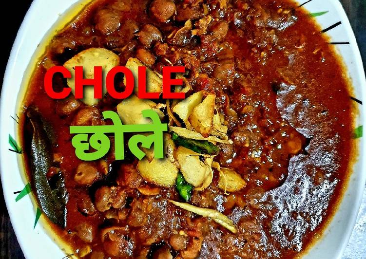 Easiest Way to Prepare Super Quick Homemade Tamarind Chole