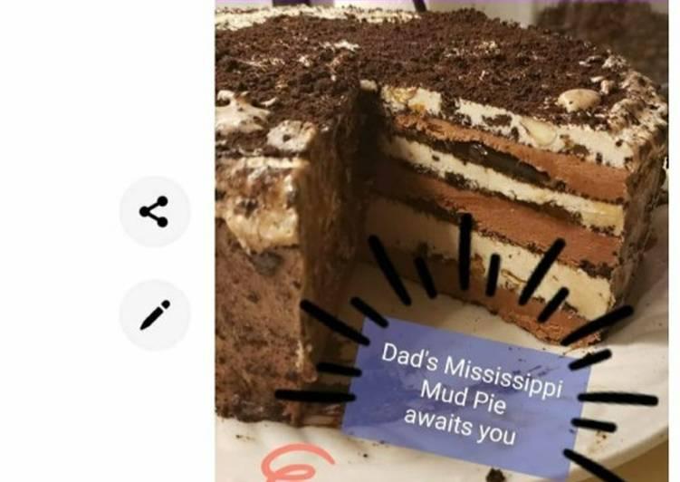 15 Minute How to Prepare Diet Perfect Bradley's Mississippi mud pie