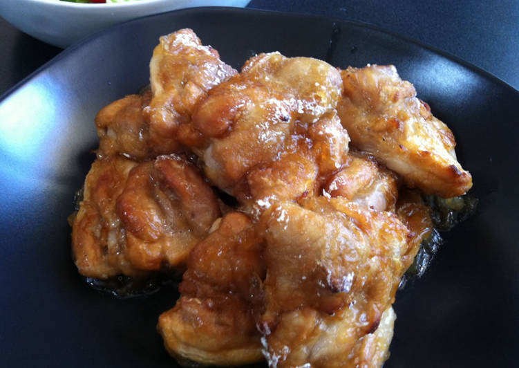 Recipe of Super Quick Homemade Chicken Tatsuta-age