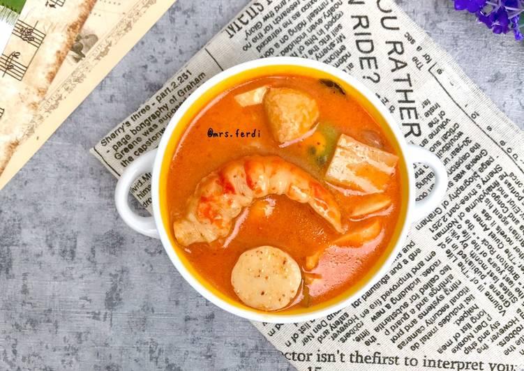 Tomyum Suki Seafood