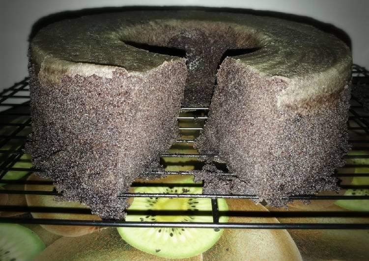 resep membuat Bolu Ketan Hitam Panggang - Sajian Dapur Bunda