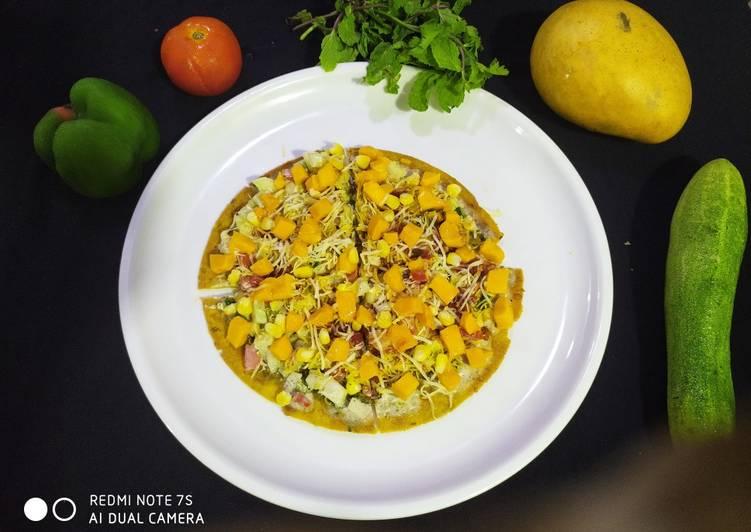 Mango Chesse Khakhra