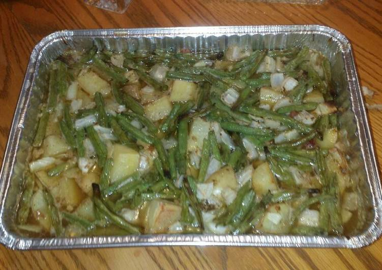 Taters and Green Beans