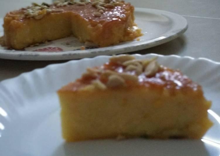 Steps to Prepare Speedy Bread pudding