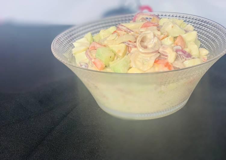 # Saladcontest CUCUMBER SALAD