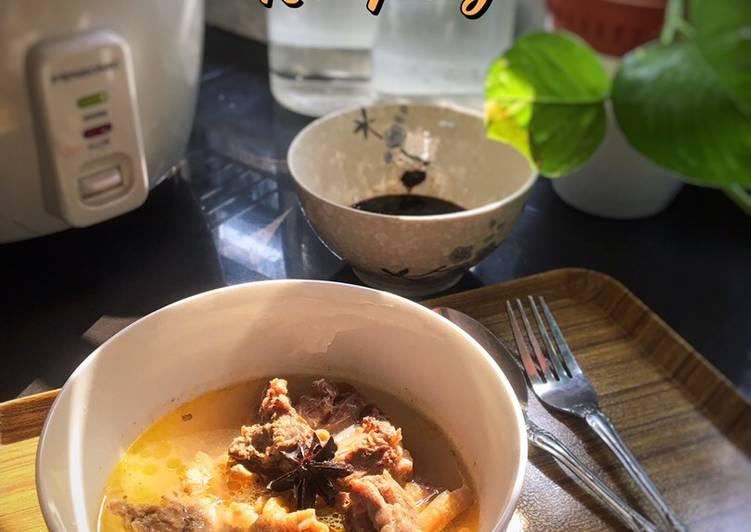Sup Ayam Kampung (Versi Periuk Nasi) - velavinkabakery.com