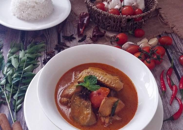 Nasi Putih dan Kari Ayam #Phopbylinimohd #Task1 - velavinkabakery.com