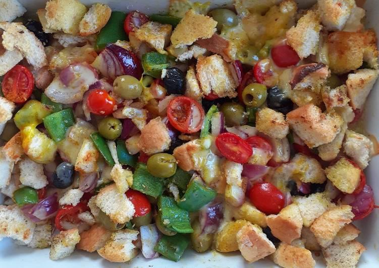 Trionfo di verdure al forno...gnam! 😘😘
