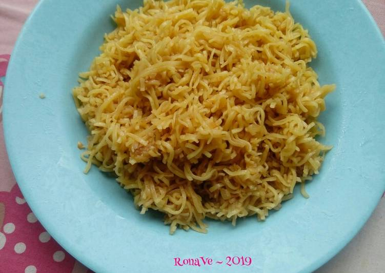 Mie goreng simple #13