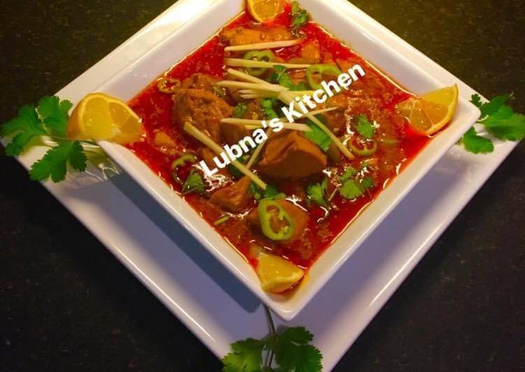 Recipe of Speedy Chicken Nehari