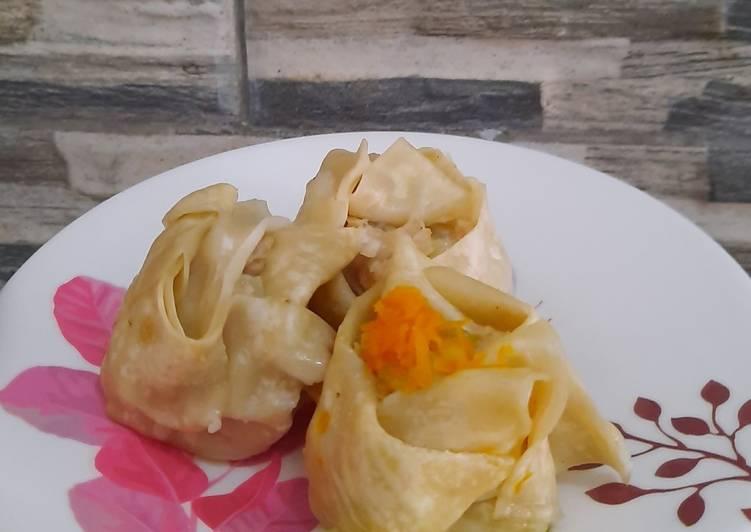 Dimsum Ayam Wortel Homemade