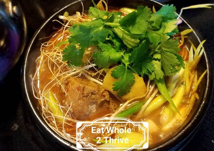 Gamjatang (Korean Pork Potato Soup) 韩式猪骨土豆汤, Why Are Apples So Good Pertaining To Your Health
