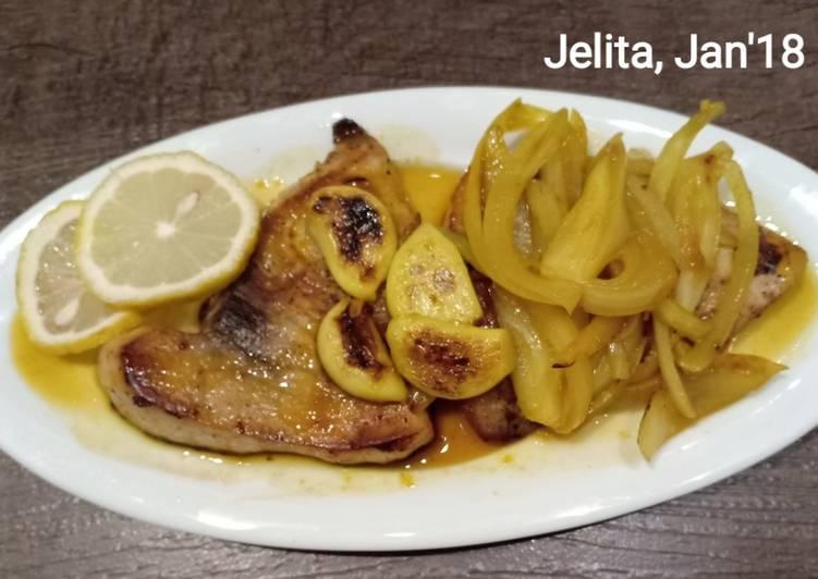 Marlin saos Lemon