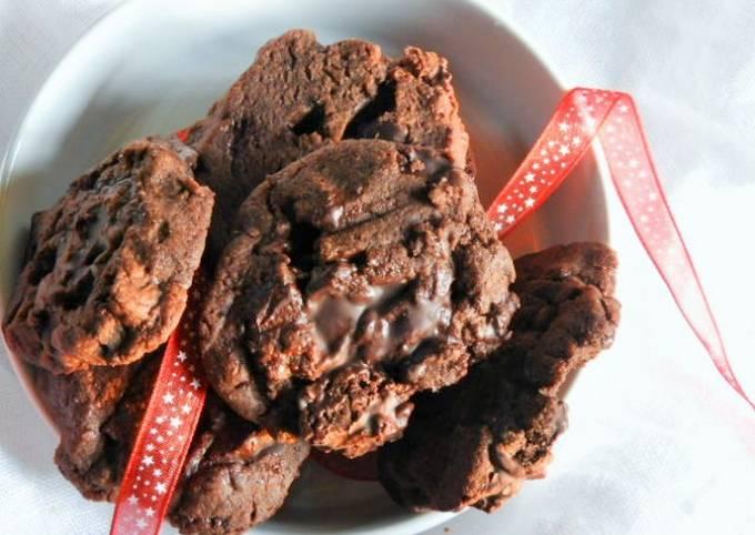 Cookies au chocolat... trOp bons