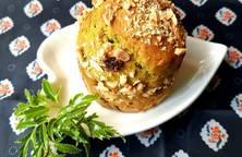 Muffin BƠ (Avocado muffin)