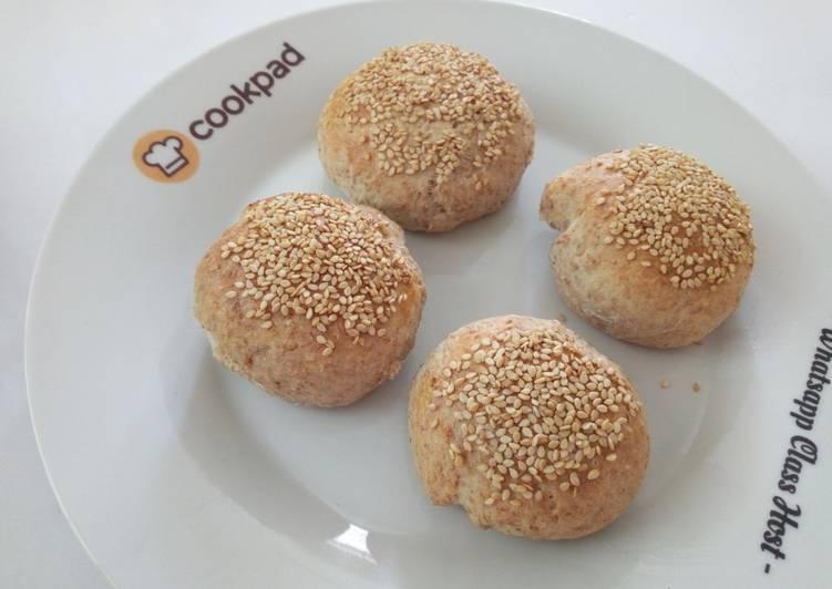 English Whole Wheat Sweet Buns