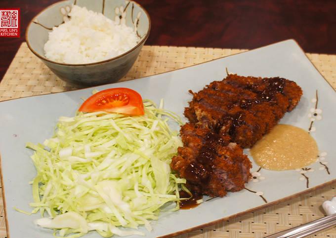 Gyukatsu – Japanese Beef Cutlet 牛カツの作り方