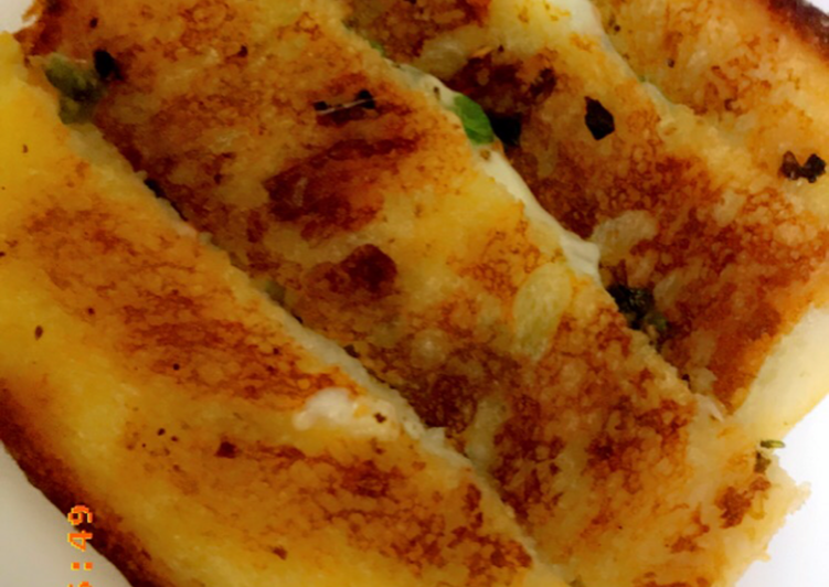 Recipe of Any-night-of-the-week Garlic bread