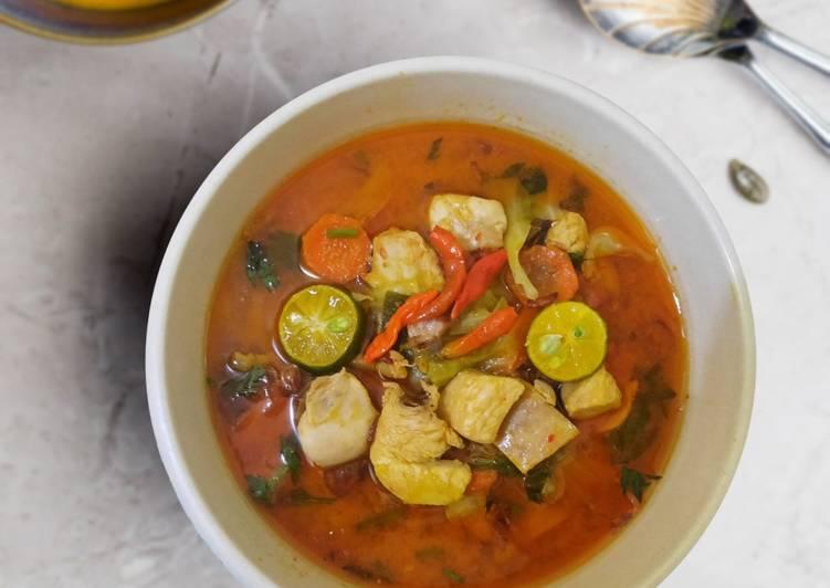 Resep Tongseng Ayam Yang Simple Endes