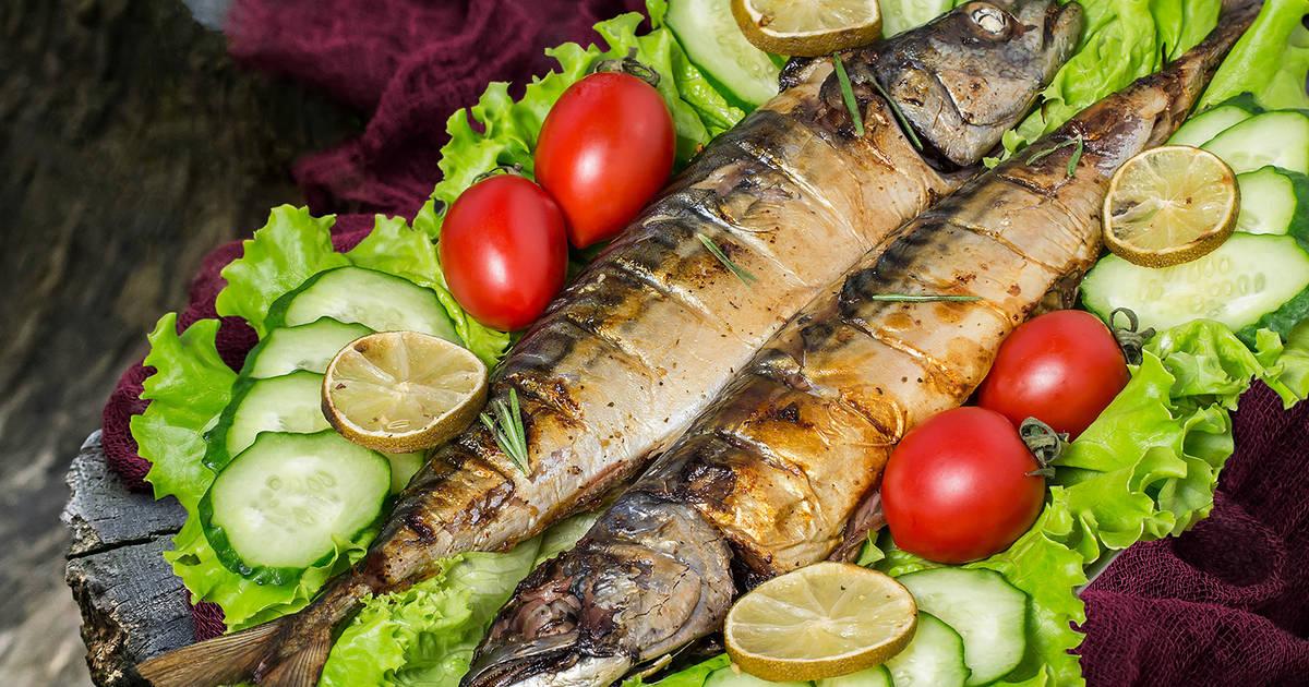 эту милую шашлык из скумбрии рецепт с фото рыбины просто