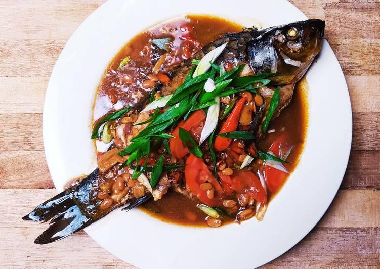 Ikan Mas Tauco
