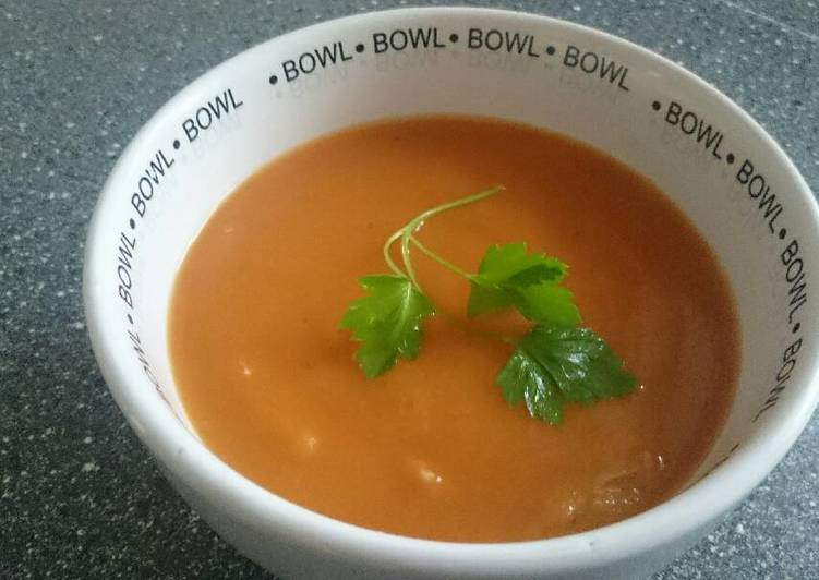 Step-by-Step Guide to Make Speedy Cabbage and Tomato Soup