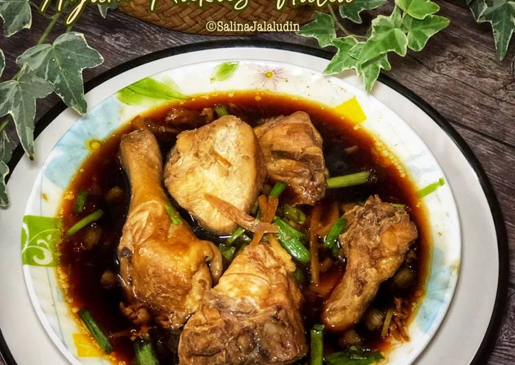Ayam Kukus Halia