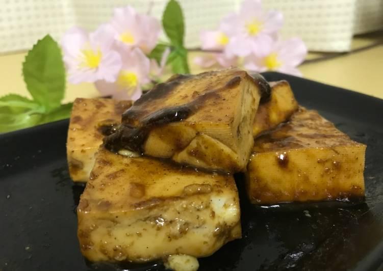 Tofu bacem