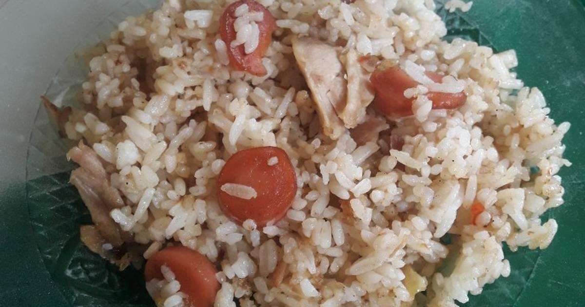 1 248 Resep Nasi Goreng Sosis Pedas Manis Enak Dan Sederhana Ala Rumahan Cookpad