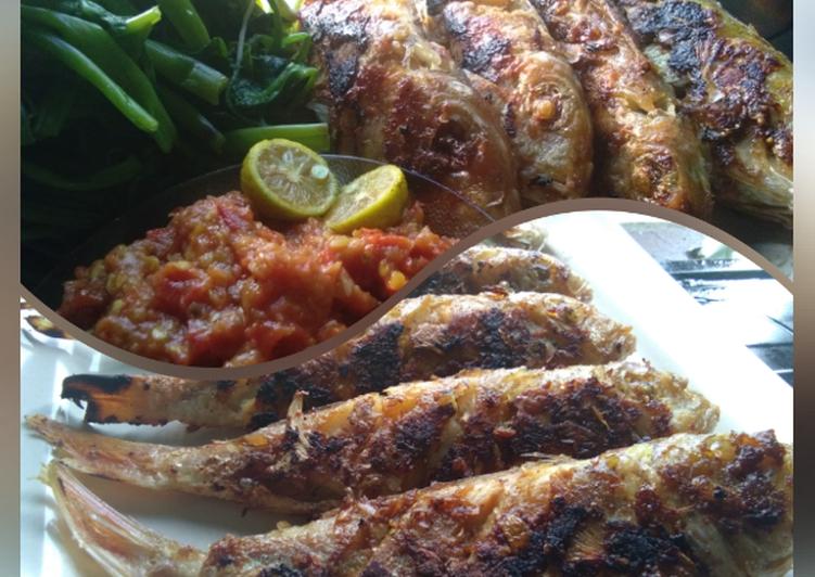 Resep Ikan Kerisi Bakar Oleh Maryam Abdullah Cookpad