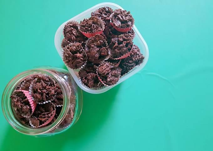 Kue Emping Coklat