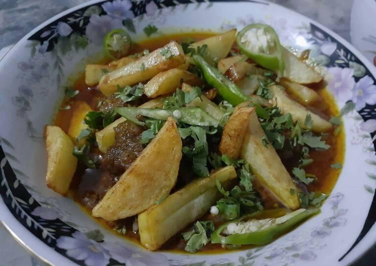 15 Minute Easiest Way to Make Royal Smoke kabab karhai